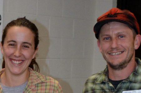Megan Naylor and William W. Wallace III,Wild Mountain Farm & Mountain Goatscapes photo