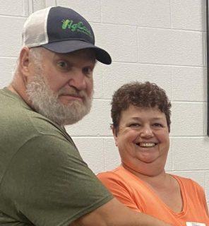 Randy and Carolyn Edmundson, Edmundson Produce Farm photo
