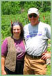 Karen Hurtibise and John Clarke: Qualla Berry Farms photo