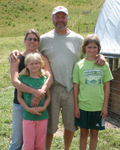 Steve & Dawn Robertson, East Fork Farm photo