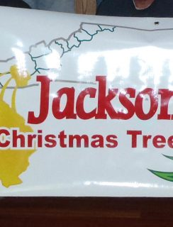 Jackson County Christmas Tree Association photo