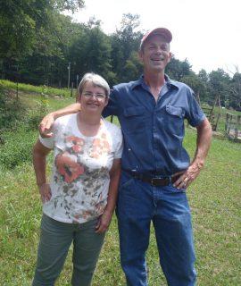 Susan and Terry English: English Dairy Farm photo